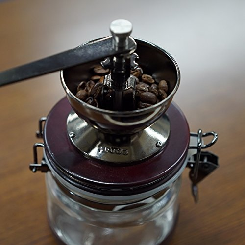 HARIO『キャニスターコーヒーミル(CMHN-4)』