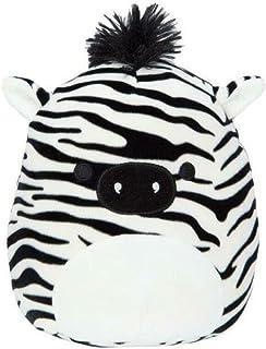 "Squishmallow 12"" Freddie The Zebra Plush Stuffed Toy Animal"