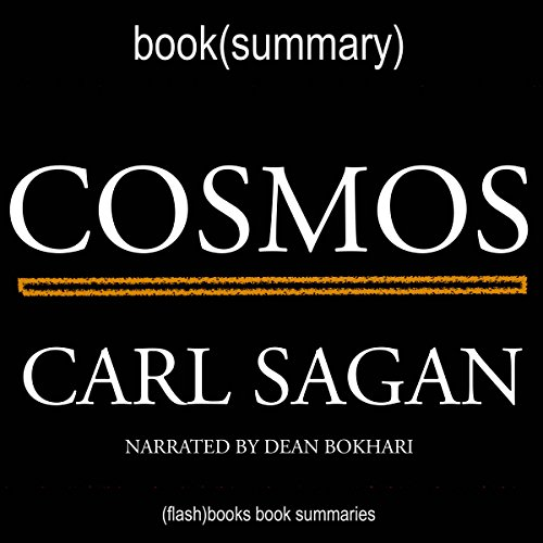 Summary of Cosmos by Carl Sagan audiobook cover art