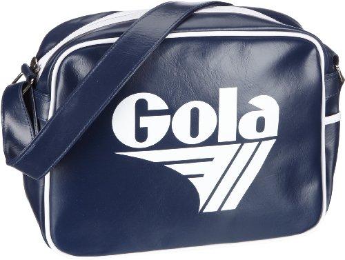 Gola Classics Redford, borsa a tracolla unisex adulto, 36x27x12