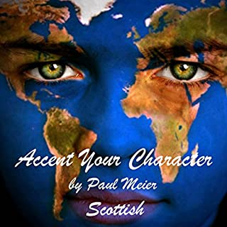 Accent Your Character - Scottish Titelbild