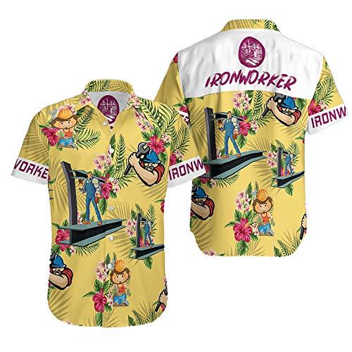 GLD Ironworker Costume Hawaiian Shirt