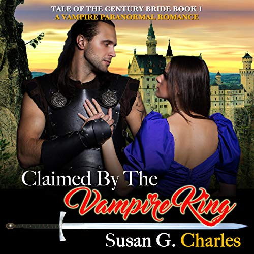 Claimed by the Vampire King audiobook cover art