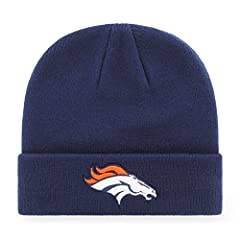 Cuff-style knit cap made from 100% acrylic yarns soft and warm for winter High quality raised embroidered logo stitched with meticulous detail Crafted and constructed to last years Officially licensed product of the National Football League Exclusive...