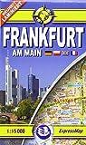 Frankfurt am Main 1 : 15 000: ExpressMap -
