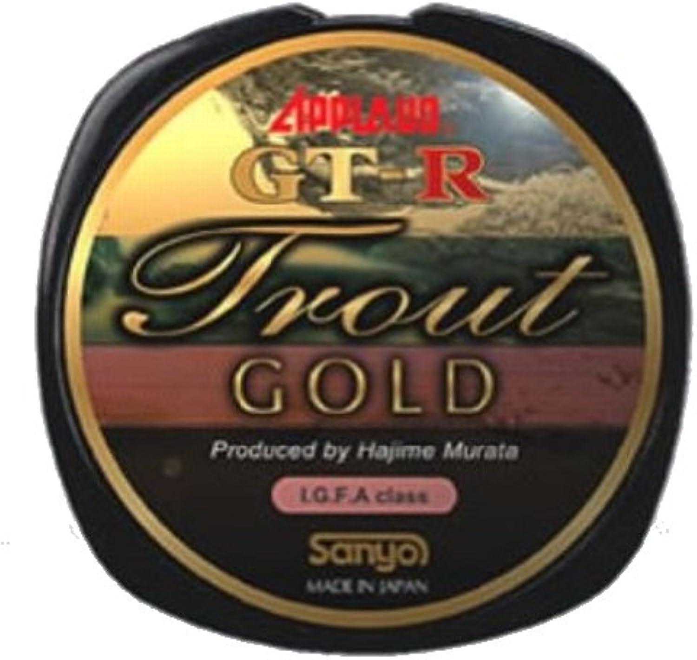 SANYONylon GTR Trout gold 100m 2Lb