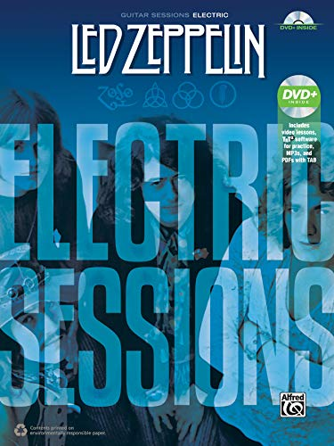 Led Zeppelin: Electric Sessions - (incl. DVD) (Guitar Sessions)
