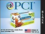 PREMIUM COMPATIBLES INC. Compatible Toner Cartridge Replacement for HP C7115X 15X ( Black , 1 pk )