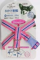 ハンドラー ソフトライン8ハーネス M ピンク 【おまとめ18個】