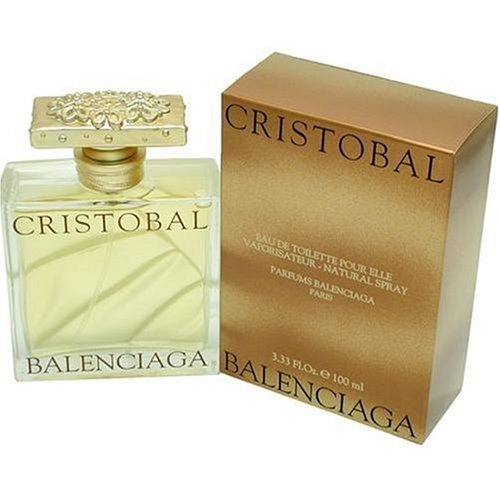 Cristobal By Balenciaga For Women. Eau De Toilette Spray 3.3 Oz. by Balenciaga