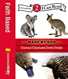 Curious Creatures Down Under: Level 2 (I Can Read! / Made By God) (English Edition)