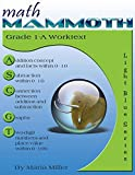 Math Mammoth Grade 1-A Worktext