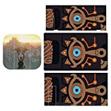 Zelda_breath_of_the_wild_switch_7 Ze-lda Sheikah Slate Skins for Switch Controller, Full Set Wrap Protection Cover Skin Compatible with Switch Controller