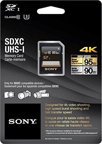 Sony SF-G1UZ SD-Speicherkarte (128 GB, UHS-I)