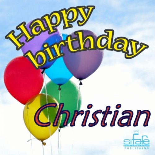 Image result for happy birthday christian