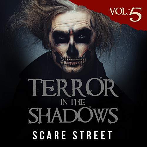 Terror in the Shadows Volume 5 cover art