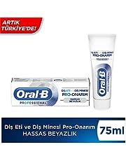 Oral-B Professional 75 ml Diş Eti ve Diş Minesi Pro Onarım Original Diş Macunu