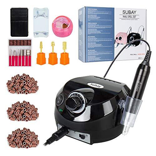 30000RPM Herramienta de manicura de Torno máquina de pulido de uña eléctrica...