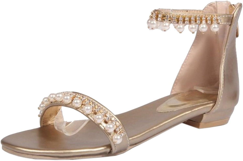CarziCuzin Women Low Heel Sandals shoes