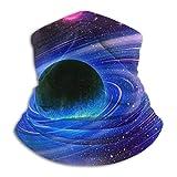 Linger In Cuello Colorido Celestial Star Galaxy Ski Cover Bufanda Deportes a Prueba de Viento, para Unisex