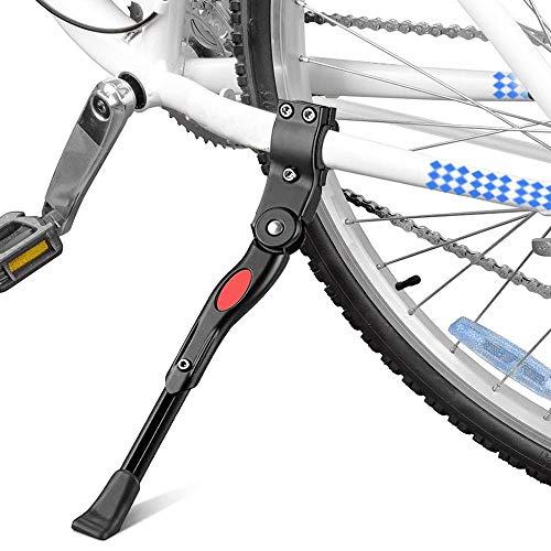Bestgle Caballetes para Bicicletas,Aluminio Soporte Ajustable del Retroceso para Bicicleta Soporte d