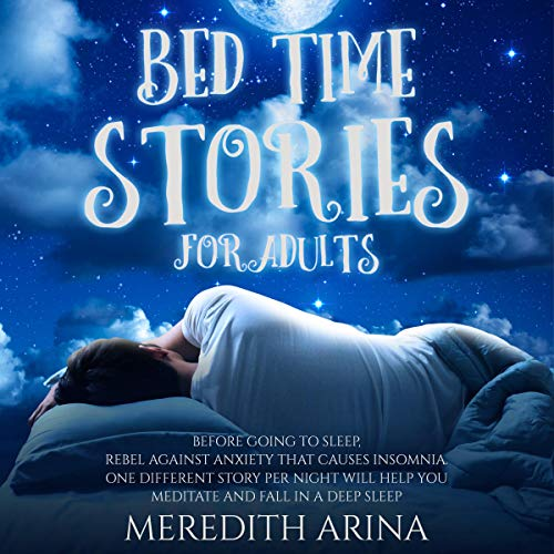 『Bedtime Stories for Adults』のカバーアート