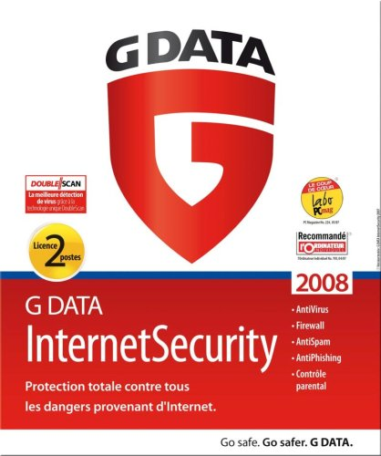 Internet Security 2008 2 postes