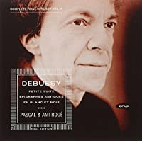 Debussy: Piano Music Vol.5 by Pascal Roge (2011-11-08)