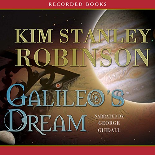 Galileo's Dream audiobook cover art