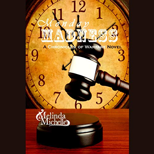 Monday Madness audiobook cover art