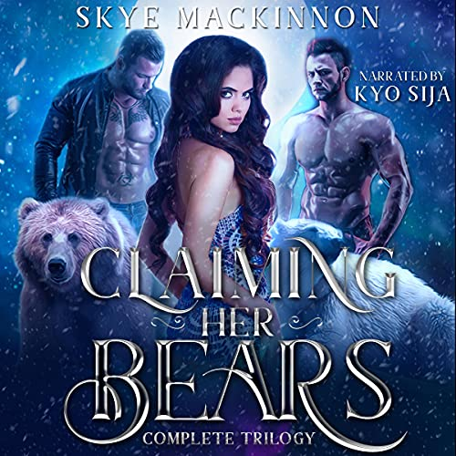 Claiming Her Bears cover art