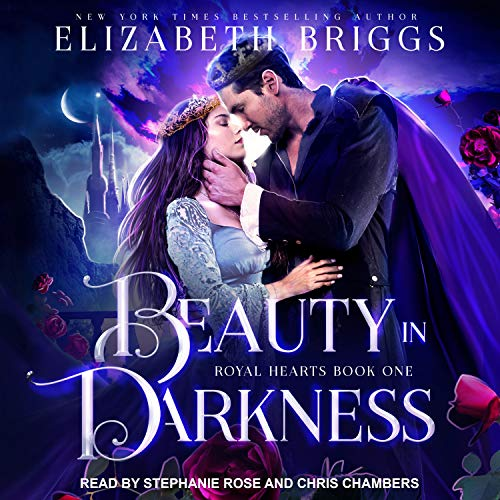 Beauty In Darkness audiobook cover art