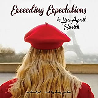 Exceeding Expectations audiobook cover art