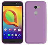 TBOC Purple Ultra Thin TPU Silicone Gel Case Cover for