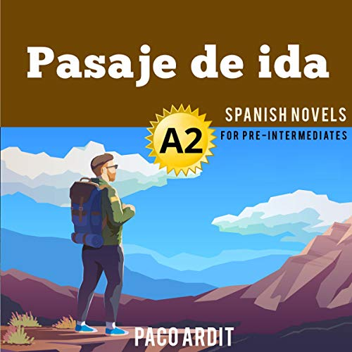 Pasaje de ida [One Way Ticket] audiobook cover art