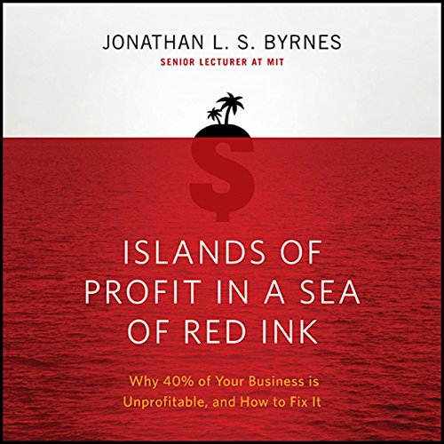 Islands of Profit in a Sea of Red Ink audiobook cover art