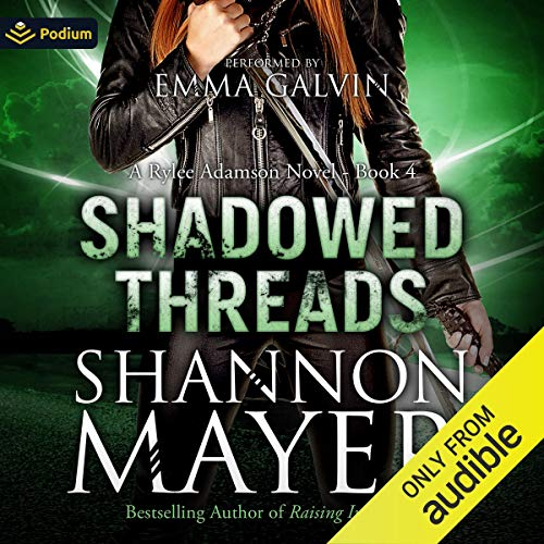 Shadowed Threads cover art