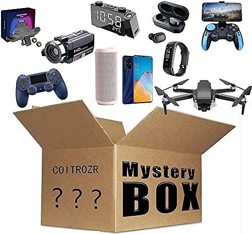HTYY Mysterious Blind Box Mystery Box Electronic Fortunato Scatole Smart Phone Super Costabile Stile Casuale Stile Cuore BATENDENTE Ottimo Rapporto qualità-Prezzo