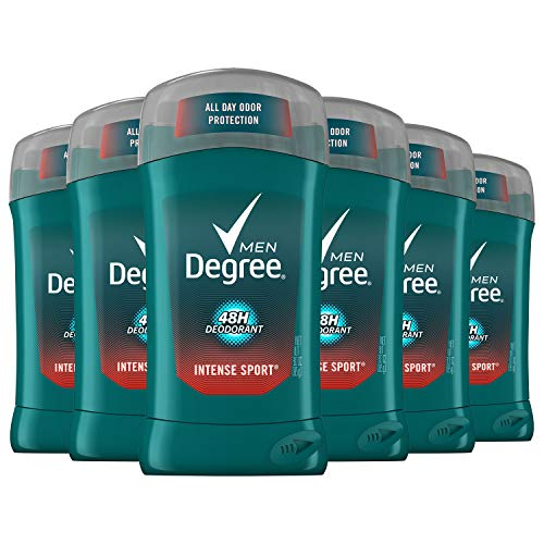 6x Degree for Men Deodorant, Intense Sport / Herren Deo aus USA