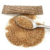 AZÚCAR MORENO. 200 sobres de azúcar. Sobrecitos de azúcar de 6 gramos. Azúcar moreno de alta calidad, de fácil disolución y sabor natural. Disponible en cajas de 200 o 500 bolsitas de azúcar moreno.