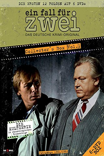 Ein Fall für Zwei - Collector's Box 1 [Collector's Edition] [6 DVDs]