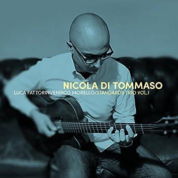 Standards Trio, Vol. 1 (feat. Luca Fattorini, Enrico Morello)