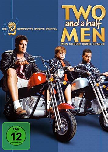 Two and a Half Men - Die komplette zweite Staffel [4 DVDs]