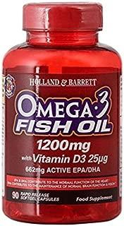 holland and barrett omega 3