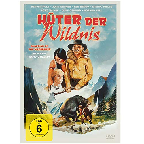 Hüter der Wildnis (Guardian of the Wilderness / Mountain Man)
