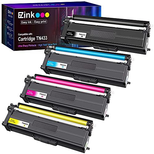 Tóner Compatible Con Brother Tn2320 Alta Capacidad  marca E-Z Ink