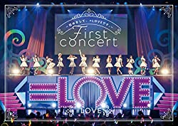 =LOVE 1stコンサート「初めまして、=LOVEです。」 (BD) (特典なし) [Blu-ray]
