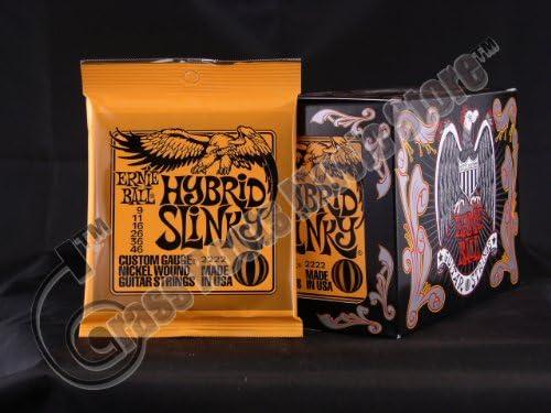 Bulk 12 Sets Ernie Ball Electric Guitar Strings Hybrid Slinky Gauge 9 46 product image