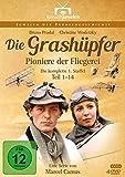 Die Grashüpfer - Pioniere der Fliegerei: Die komplette 1. Staffel (Fernsehjuwelen) [4 DVDs]