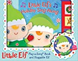 Little Elf Play-A-Sound® book and huggable Little Elf